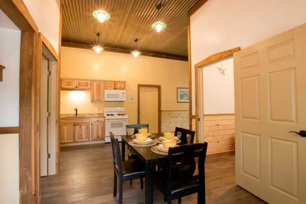 Abner's Retreat Dining Area B