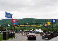 Entrance to Cooperstown Dreams Park, Cooperstown NY